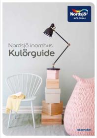 Nordsjö  Inomhus  Kulörguide