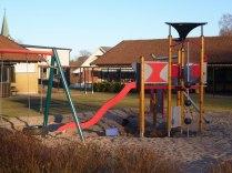 Skolans lekplats
