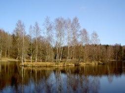 Tollerupsjön 2012-03-24.