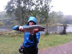 Axel Svebrant 3,2 kg