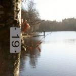 Vy sett från fiskeplats 19