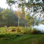 Fantastisk morgon vid Tollerup