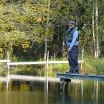 Mikael i fisketankar ...