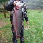 Marcus med 7,3 kg regnbåge