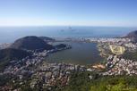 View from Corcovado, Rio de Janeiro