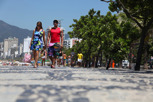 Ipanema beach walk, Rio de Janeiro