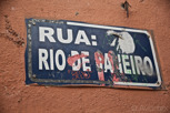 Rua: Rio de Janeiro in the Rochina favela