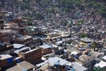 The Rochina favela, Rio de Janeiro