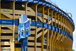 La Bombonera soccer stadium, Buenos Aires