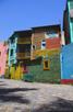 El Caminito at La Boca, Buenos Aires
