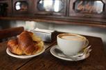 Cafe and medialuna, Buenos Aires