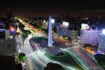 Avenida 9 de Julio and Obelisco, Buenos Aires