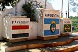 Hito de Las Tres Fronteras, Puerto Iguazu
