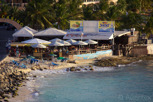 Sunset Bar at Maho Beach, Sint Maarten