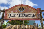 La Taverne at Boardwalk in Philipsburg, Sint Maarten