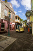 Old Street at Philipsburg, Sint Maarten