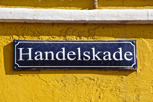 Handelskade at Willemstad, Curacao