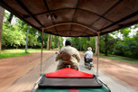 Tuk-tuk ride, Siem Reap