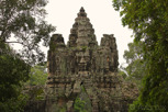 The South Gate of Angkor Thom, Siem Reap