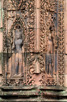 Bas-relief detail, Banteay Srei