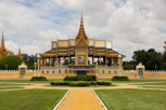 The Dancing Pavilion, Phnom Penh