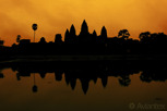 Angkor Wat at sunrise, Sieam Reap