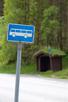 Bus stop the Norwegian way