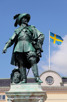 Gustav II Adolf statue, Gothenburg