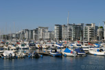 The marina, Helsingborg