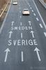 Highway to Sweden via the Öresund bridge and tunnel