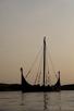 Viking ship, Jutland
