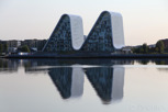The Wave building, Vejle