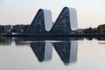 The Wave building, Vejle