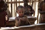 Massai schoolboy
