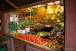 Fruit market, Karatu
