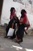 Zanzibar women in Stonetown