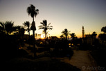 Sunset over Old Jaffa, Tel Aviv