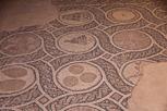Old mosaic, Masada