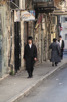 Ultra-orthodox jew quarter of Mea Shearim, Jerusalem