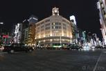 Ginza shopping district, Tokyo