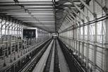 Train to Odaiba, Tokyo