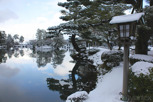 Japanese garden, Kanazawa