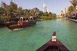 Madinat Jumeirah gondols, Dubai