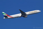 Emirates one of the biggest Boeing 777-300 operators in the world