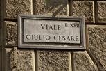 Viale Giulio Cesare, Rome