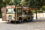 Mobile gelateria/panineria