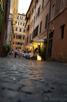 Alley at Piazza Coronari