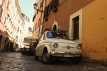 Old Fiat, Trastevere