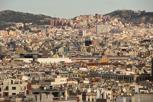 View from Sants-Montjuïc, Barcelona