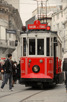 The Taksim-Tünel tram